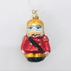 Contia Czech Republic Soldier Ornament